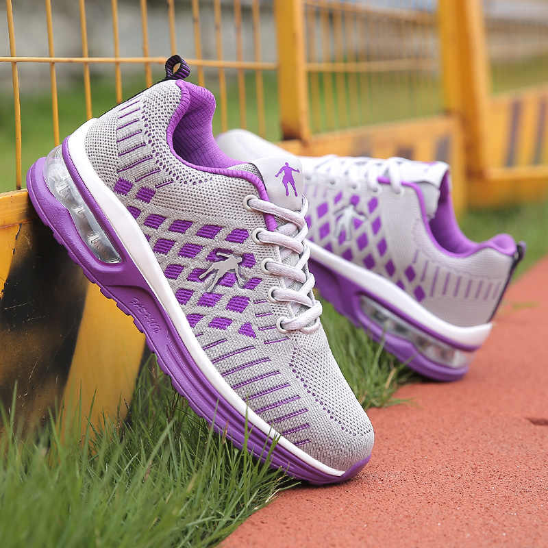 Knite Lưới Kyrie 4 Giày Nữ Giày Bóng Rổ Trẻ Bé Gái Đệm Giày Bản Uptempo Retro Giày Thể Thao Ngoài Trời Huấn Luyện Viên