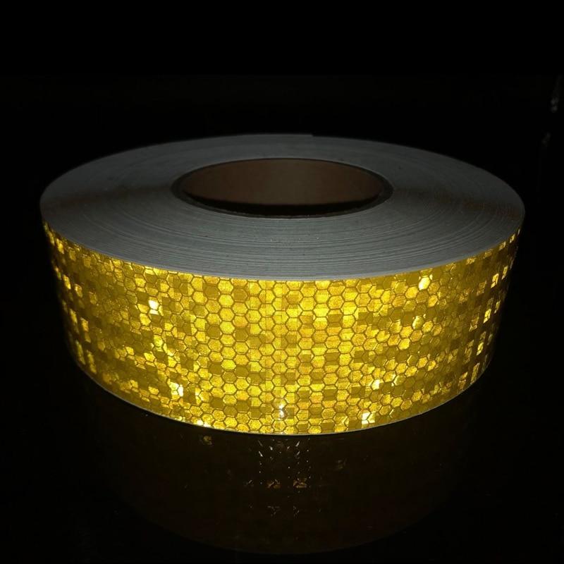 Купить 20 рулонов оптовая продажа светоотражающая клейкая лента для