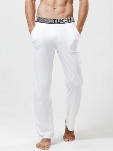 Lounge Pants Sleepwear Pyjamas Modal Sleep-Bottoms Men's 6XL 5XL 4XL Male 3007 Comfortable