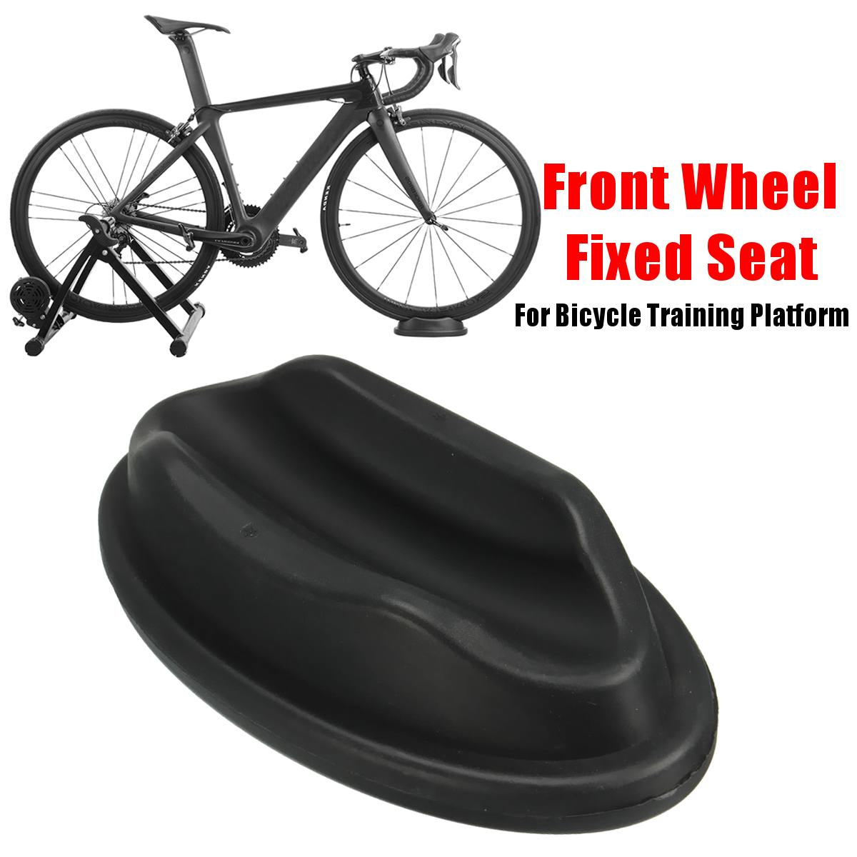 Block Front Riser Stand Support Wheel Stabilize Bike Indoor Trainer Bicycle NOW