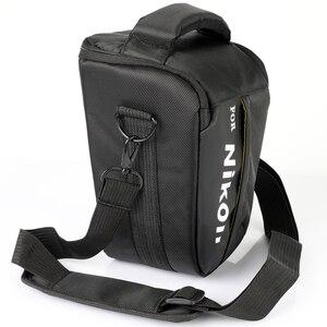 Image 4 - 防水一眼レフカメラバッグケースニコン P1000 P900 S D850 D810 D800 D610 D3500 D3400 D5600 D5500 D750 D7500 d7200