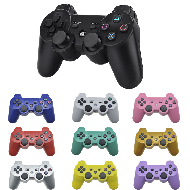 Gamepad Wireless Bluetooth Joystick For PS3 Controller Wireless Console For Sony Playstation 3 Game Pad Switch Games Accessories image