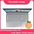 Ноутбук Teclast F15  15 6 дюйма  1920x1080  ОС Windows 10  четырехъядерный процессор Intel N4100  8 Гб ОЗУ  256 Гб SSD  HDMI 6000 мАч