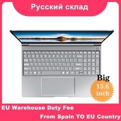 Teclast F15 Computer Portatile da 15.6 pollici 1920x1080 Finestre 10 OS Intel N4100 Quad Core 8GB di RAM 256GB SSD Notebook HDMI 6000mAh