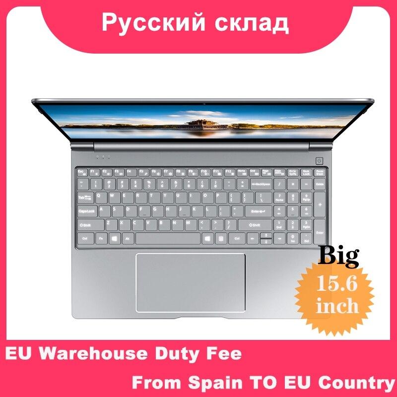 Teclast F15 Laptop 15,6 zoll 1920x1080 Windows 10 OS Intel N4100 Quad Core 8GB RAM 256GB SSD HDMI Notebook 6000mAh