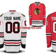 Custom Chicago одежда высшего качества Персонализированная для мужчин женщин молодежи/детей Вышивка логотипа Джерси