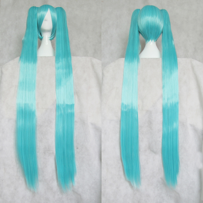 font-b-vocaloid-b-font-hatsune-miku-cosplay-wigs-synthetic-hair-aqua-blue-long-straight-hair-with-double-ponytails-free-hair-cap