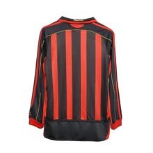 RedRetro shirts home Gullit SOCCER JERSEY Maldini Van Basten football RONALDO KAKA Inzaghi SHEVCHENKO