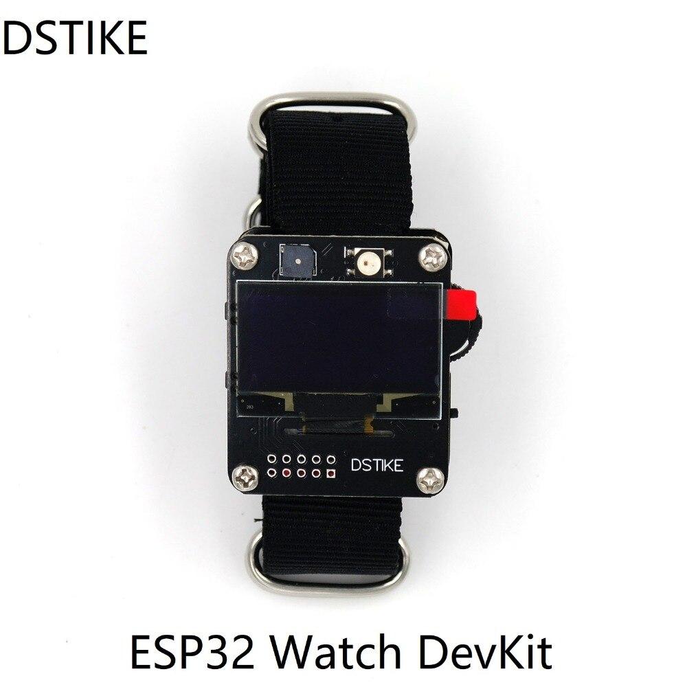 DSTIKE ESP32 مشاهدة DevKit ESP مجلس التنمية OLED الإصدار/TFT اللون الإصدار I2-006-007