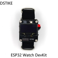 DSTIKE ESP32 Watch DevKit ESP Development Board OLED Version / TFT Color Version I2 006 007