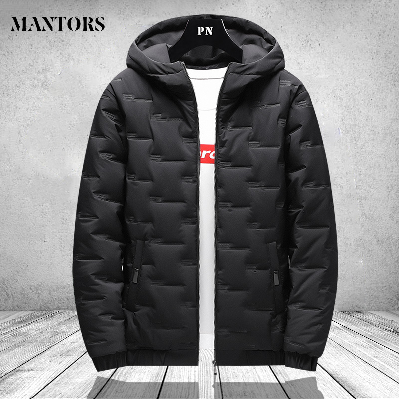 Erkekler kış Parkas Coat 2020 fermuarlı cep kalın ceketler erkek moda rahat düz streetwear boy ceket tops kalın sıcak 4XL
