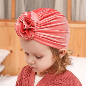 Autumn Winter New Baby Hat For