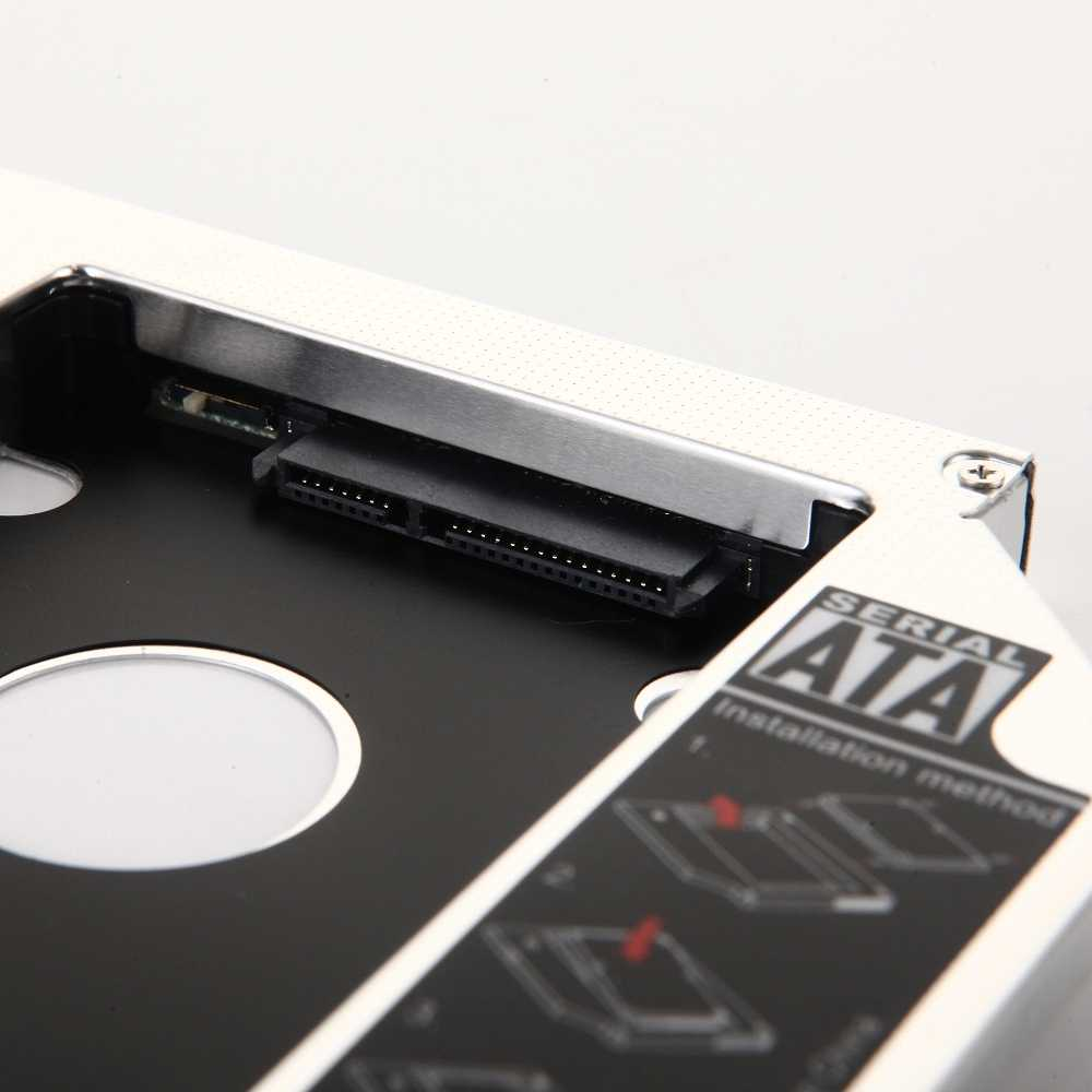 2 ° disco rígido óptico hdd ssd, adaptador com tampa óptica para ace aspide 5749z 5750g 5750zg 5755g 5930g 5742 5742g 549zrl DVR-TD10RS