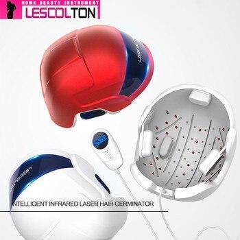 2020 Newest Anti hair loss growth Laser Helmet Medical Diodes Treatment Hair Loss Solution Hair Fast Regrowth Laser Cap