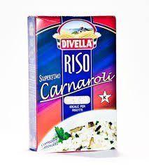 RISO CARNAROLI paquetes de 1 KG - 5KG