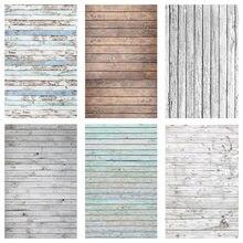 Avezano fotografia fundos de madeira parede piso backdrops fotográficos para photo studio photocall photozone decoração vinil