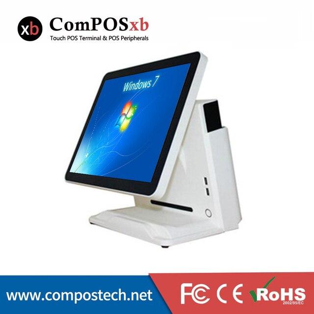 ComPOSxb – terminal de point de vente, écran tactile plat pur de 15 pouces, mémoire 2 + 32 go, offre spéciale 1