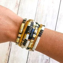 Go2boho miyuki tila contas pulseiras presente pulseras 2021 na moda jóias homens japonês grânulo jóias clássico pulseira para mulher