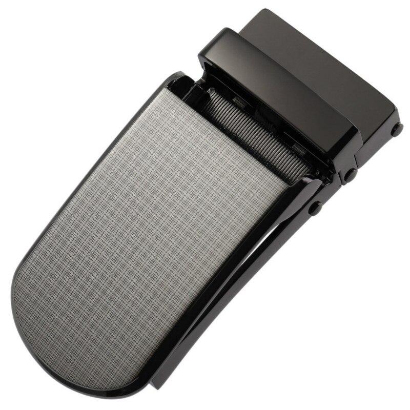 Men's Belt Head, Belt Buckle, Leisure Belt Head Business Accessories Automatic Buckle Width 3.1CM Men Belts LY133-22341