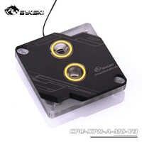 Bykski CPU Wasser Block Motherboard Symphonie AURA SYNC Für Intel 1151 115x 2011 2066 I7 CPU-XPR-A-MC-V3