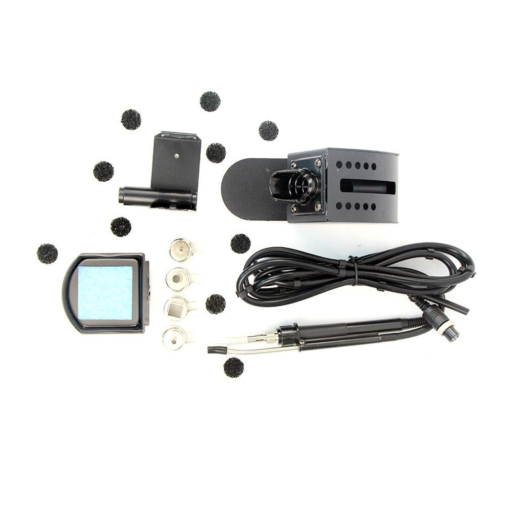 YIHUA 968DA + stacje lutownicze termostat wysokiej mocy inteligentna stacja lutownicza stacja lutownicza o regulowanej temperaturze 75W