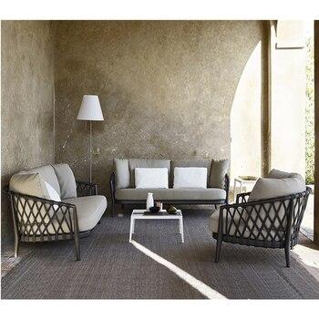 Most Fashion Modern Sofa Luxury Furniture  2