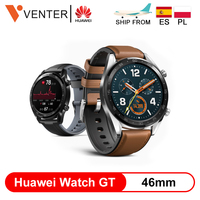 New Huawei Watch GT Smart Watch Support GPS 14 Days Battery Life 5 ATM Water Proof Phone Call Heart Rate Tracker For Android iOS