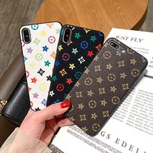 Luxury Fashion Leather Phone Case for Iphone