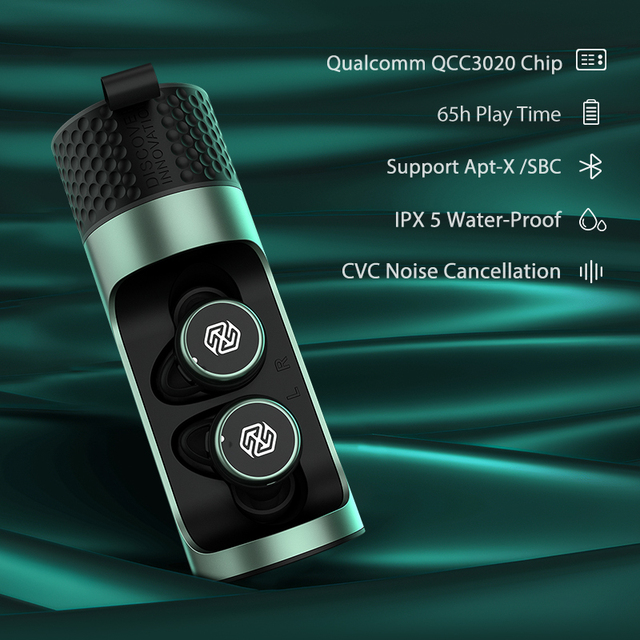 NILLKIN Bluetooth Kopfhörer IPX5 13