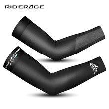 Braço aquecedor de braço para ciclismo, tecido gelo, proteção uv, respirável, para atividades físicas, basquete, bicicleta, aquecedores de braço