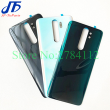 10Pcs Back Glass Replacement For XIAOMI note 8 pro For Redmi note 8T Battery Cover Rear Door Housing