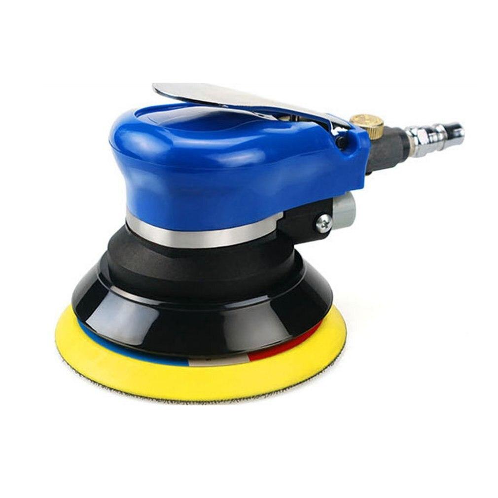 5 polegada maquina de polimento de cera pneumatica maquina de lixar a seco maquina de