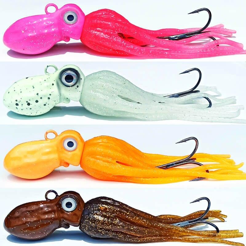 100g 150g 200g 250g 300g 350g 400g 450g tenya squid tail lure ołów jig główka jigowa ze spódnicami przynęta na kalmary ośmiornica jig sea jig