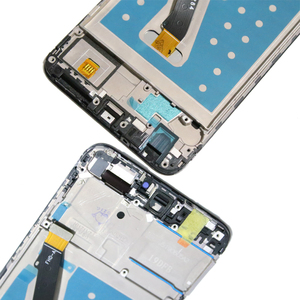 Image 4 - Original 5.65 Replacement LCD with Frame for Huawei P Smart Touch Screen Display P Smart FIG LX1 LX3