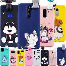 Katze Spielzeug Cartoon Fall Für Xiaomi Redmi 9A 9C 8A 7A 6A 4A 4X Redmi Hinweis 10 9 Pro Max S 9S 10S 8 T 8 T 7 6 5 Pro 4 X Silikon Abdeckung