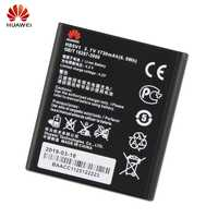 HuaWei Original HB5V1 Battery For Huawei C8833 U8833 G350 Y535C Y516 Y540 HB5V1 Wifi Router Genuine Replacement Battery 1730mAh