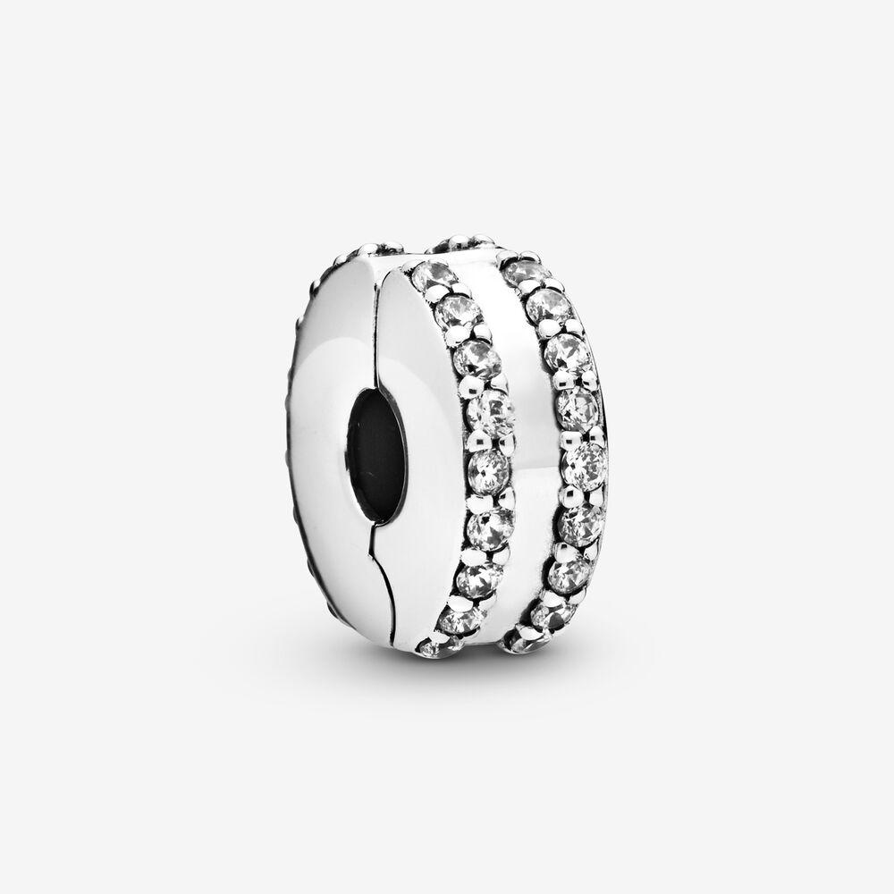 pandora clip charm bracelet