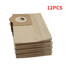 Пылесборники для пылесоса Karcher Wd3 Wd3300 Wd3.500P Mv3 Wd3200 Se4001 Se4002 6,959 130 6,904 051 6,904 263, 12 шт.