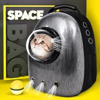 Pet Carrying Backpack Waterproof Hot Space Capsule for Small Dog Cat Pet Backpack Portable Pet Breathable Bag