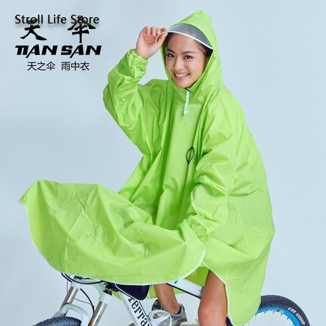 Mountain Biking Poncho Transparent Raincoat Women Plastic Suit Rain Coat Adults Yellow Waterproof Suit Bicycle Rainwear Gift 4
