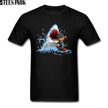Funny Short Sleeved O-neck T Shirts Bigger Boat Designer Tee-Shirts Summer Tops Printing Men Shirt Dress Plus Size Novelty Tee - discount item  42% OFF Tops & Tees