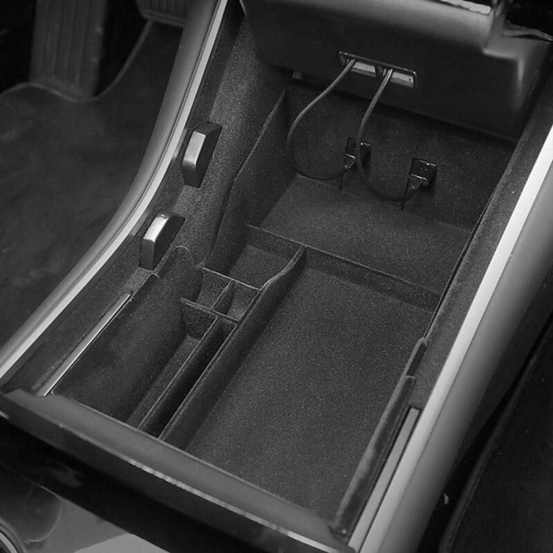 Model 3: Mittelkonsole Organizer Aufbewahrungsbox*