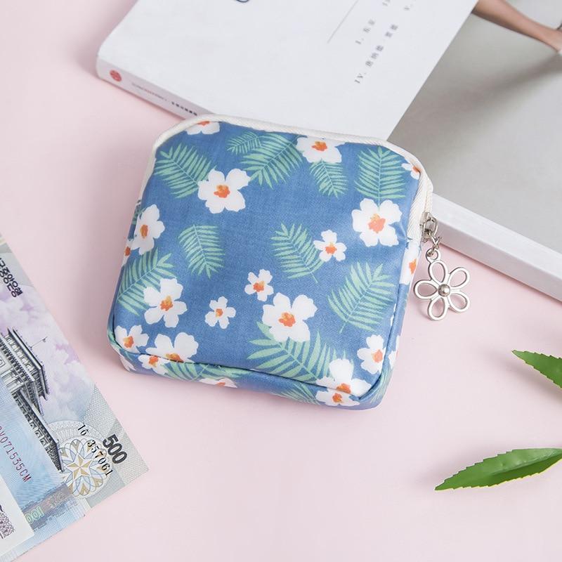 ETya мультяшная мини-сумка для монет для женщин и девочек с принтом кота, кошелек для монет, держатель для карт, кошелек, сумки для денег, наушники, посылка, подарки для детей - Цвет: 3