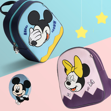Diseny2019 Mickey Minnie The New Funny Cartoon backpack child gift Child care loss belt leash Baby bags for baby multifunctional