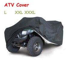 Su geçirmez Toz Geçirmez Anti UV arazi aracı ATV Kapak Için Polaris Honda Yamaha Can Am Suzuki Kawasaki Boyutu M XXXL D35 dfdf
