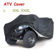 , Wodoodporny, odporny na kurz, odporne na promieniowanie uv quad ATV pokrywa dla Polaris Honda Yamaha Can Am Suzuki Kawasaki rozmiar M XXXL D35 dfdf