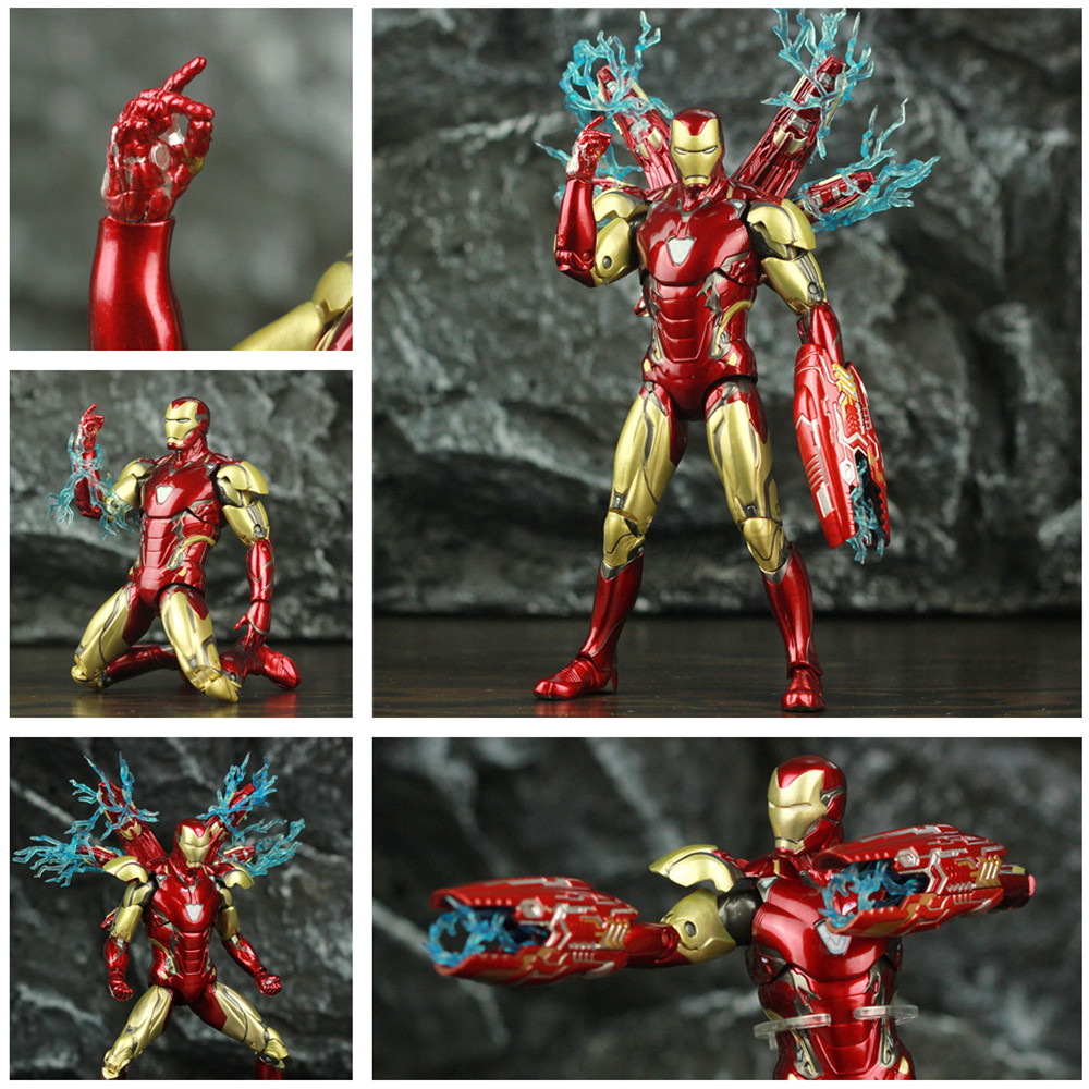 Marvel Avenger 4 Endgame Iron Man MK85 7