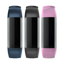 M2 Color Screen Smart Bracelet Heart Rate Blood Oxygen Health Monitoring Multi-Sports Mode Gift