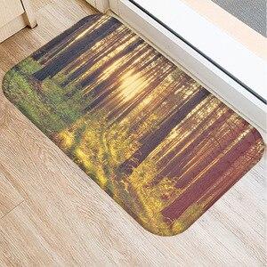 Image 5 - คลาสสิกTree CoasterชามPlacematทนความร้อนตารางกาแฟตารางตกแต่งห้องครัวหน้าแรกห้องนอนชั้น40X60ซม.