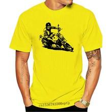 Fashion R nineT T-Shirt mit Grafik RnineT Motorcycyle Rally R nine T Motorrad- -Fahrer Tee shirt